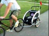 Biciklis gyermekutánfutó bérelhető