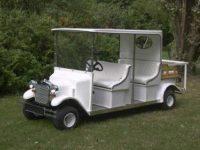 6 személyes elektromos jármű bérelhető rövid, -és hosszú távra, akár sofőrrel is
