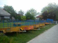 Debrecen utánfutó kölcsönző - Vécsey utca